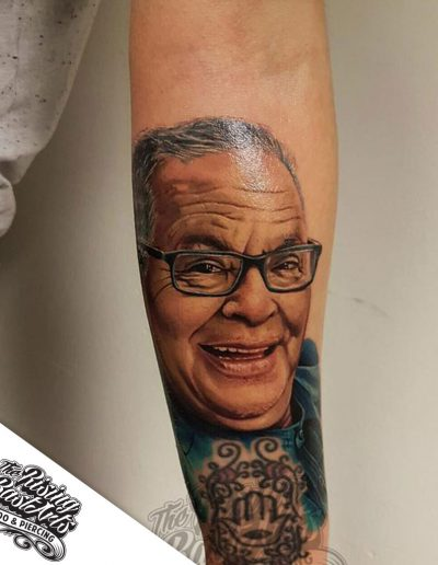 Portret tattoo by Jayvee