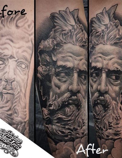 Waterman tattoo by Jayvee