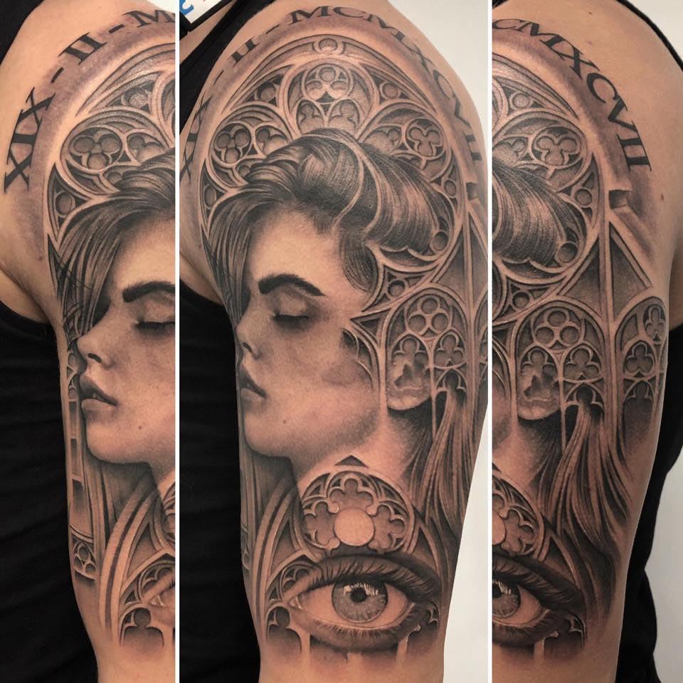 Tattoo Piercing Studio In Nijmegen Welkom Bij The Rising